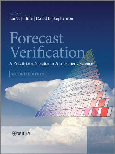 Forecast Verification: A Practitioner's Guide in Atmospheric Science