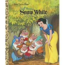 Snow White and the Seven Dwarfs (Disney Classic) (Little Golden Book)