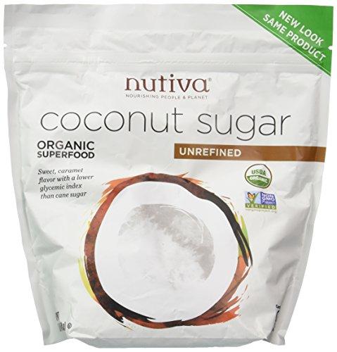 Nutiva SGR101 Coconut Sugar Pkg