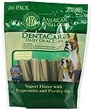 American Kennel Club 20 Count Yogurt-Peppermint-Parsley Dentacare Dog Treats