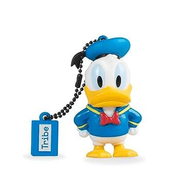 Tribe Disney Donald Duck USB Stick 8GB Pen Drive Memory Flash Gift