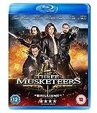 Three Musketeers [Region B] [Blu-ray]