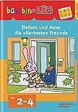 bambinoLÜK-System: bambinoLÜK: Elefant und Hase, die allerbesten Freunde: Basales Training