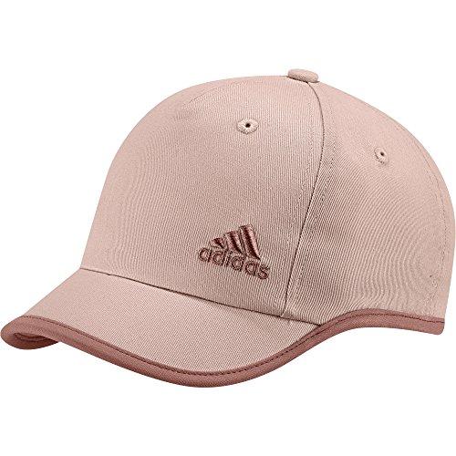 adidas Damen Baseball Cap Performance Kappe, Vapour Pink/Raw Pink F15, OSFM