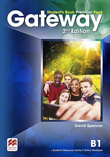 Gateway. Student's Book Premium - Pacote -B1
