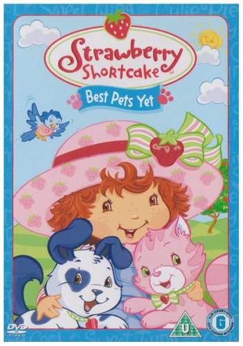 Strawberry Shortcake - Best Pets Yet [Import anglais]