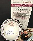 Terry Francona Cleveland Indians Autographed Signed 2017 All Star Baseball Proof JSA COA