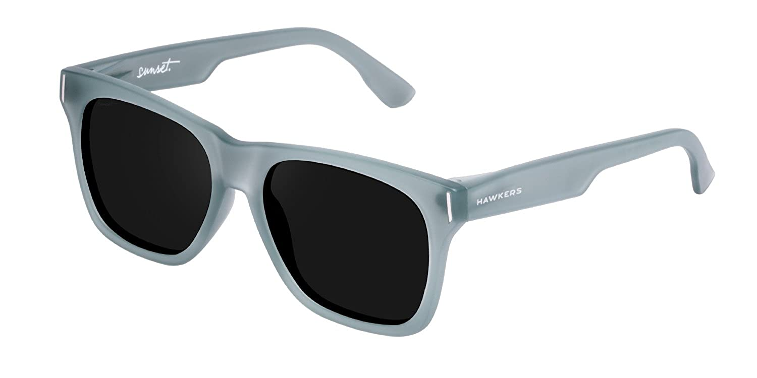 HAWKERS · SUNSET · Frozen blue · Dark · Men and women sunglasses SUN01