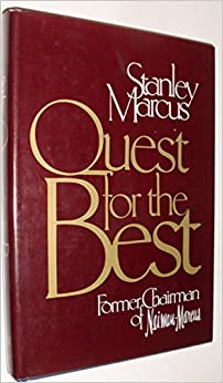 Book Quest for the Best