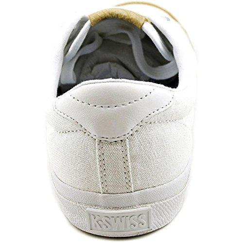K-Swiss Irvine T - Zapatillas Hombre White Dark Gum