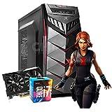Pc Gamer Mastery Intel Core i7-2600, 8GB RAM, GTX 1050Ti 4GB, HD 500GB + Brinde