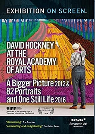 e68edfd59457c Amazon.com: Exhibition on Screen - David Hockney at the Royal ...