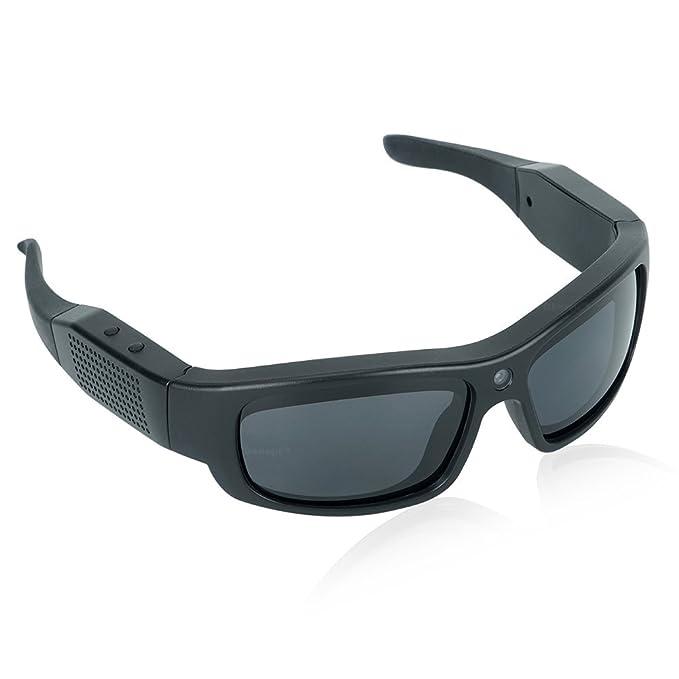 TEKMAGIC 16GB 1080P HD Gafas de Sol con Camara Grabadora Accion Lentes Videocamara Deportiva con Lentes Polarizadas UV400: Amazon.es: Bricolaje y ...