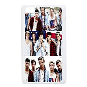 Popular one direction music band for fans series protective cover FOR IPod Touch 4 1D-Muisc-9I23291
