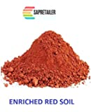Sapretailer Red Organic Natural Soil (Multicolour, 10Kg)