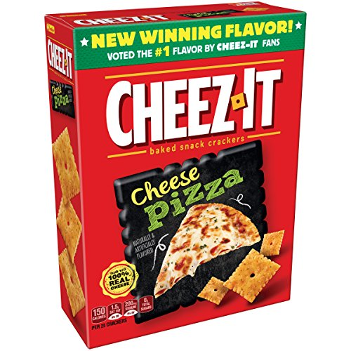 Cheez-It Cheese Pizza Crackers, 12.4 Ounce