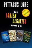 download ebook the lorien legacies: books 2-5 collection: the power of six, the rise of nine, the fall of five, the revenge of seven pdf epub