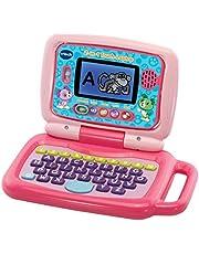 VTech 80-600954 2-in-1 touch-laptop roze kleuterschoolspeelgoed