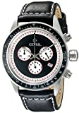 Gevril Men's A2110 Tribeca Analog Display Quartz Black Watch
