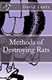 img - for Methods of Destroying Rats book / textbook / text book