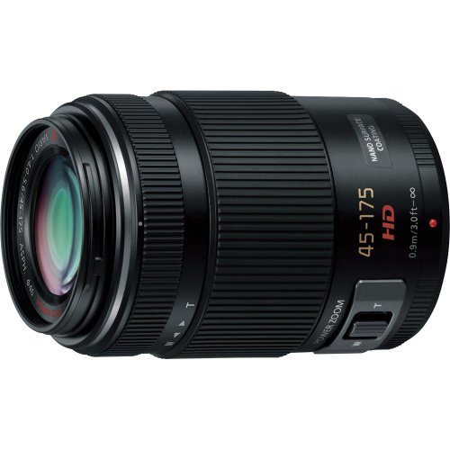 PANASONIC 45 175MM F4 0 5 6 MIRRORLESS H PS45175K