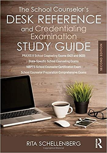 Amazon.com: The School Counselor\'s Desk Reference and Credentialing ...