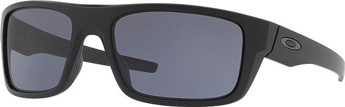 dc23b68759b67 Amazon.com  Oakley Men s Drop Point Rectangular Sunglasses