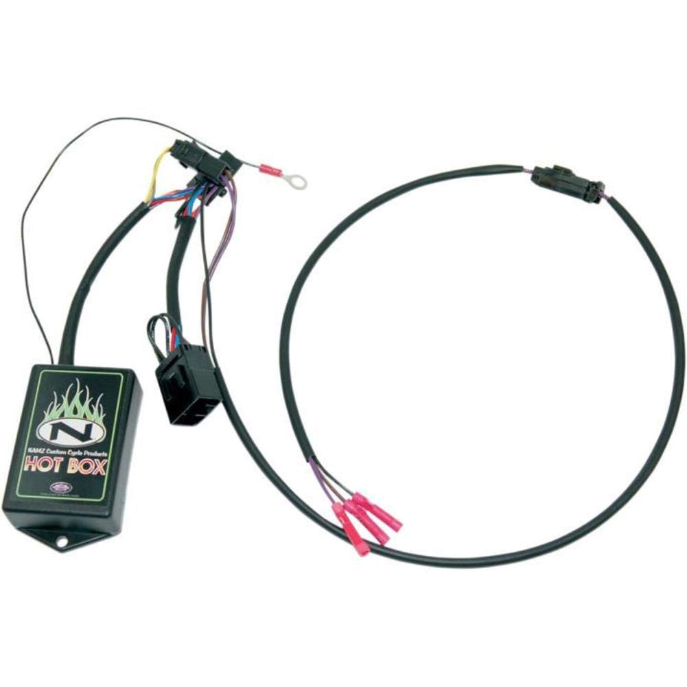 Amazon.com: Namz Custom Cycle Tour-Pak Quick-Disconnect Wiring Harness:  Automotive