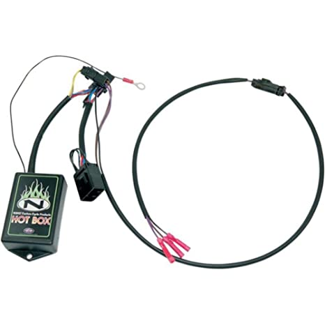 Namz Custom Cycle Tour-Pak Quick-Disconnect Wiring Harness on