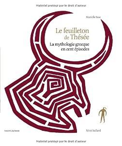 """Afficher """"Le Feuilleton de Thésée"""""""
