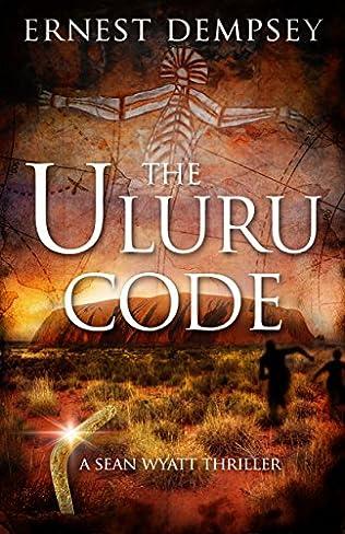 book cover of The Uluru Code