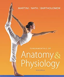 Fundamentals Of Anatomy Physiology Sixth Edition
