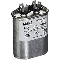 MARS - Motors & Armatures 12031 Oval 7.5 Micro-Farad Single Section Run Capacitor