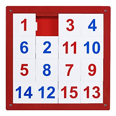 Anatex Number Puzzle Panel 1-15 from Anatex