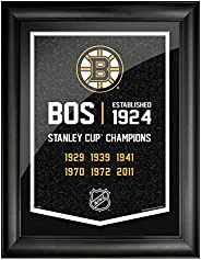 Boston Bruins 12x16 Team Empire Framed Artwork