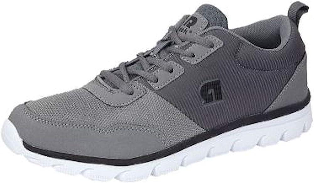 Dek Hombres con Cordones Gimnasio Running Corredor Memoria Espuma Tamaño de Zapatos Zapatillas Ligeras 6-12: Amazon.es: Zapatos y complementos