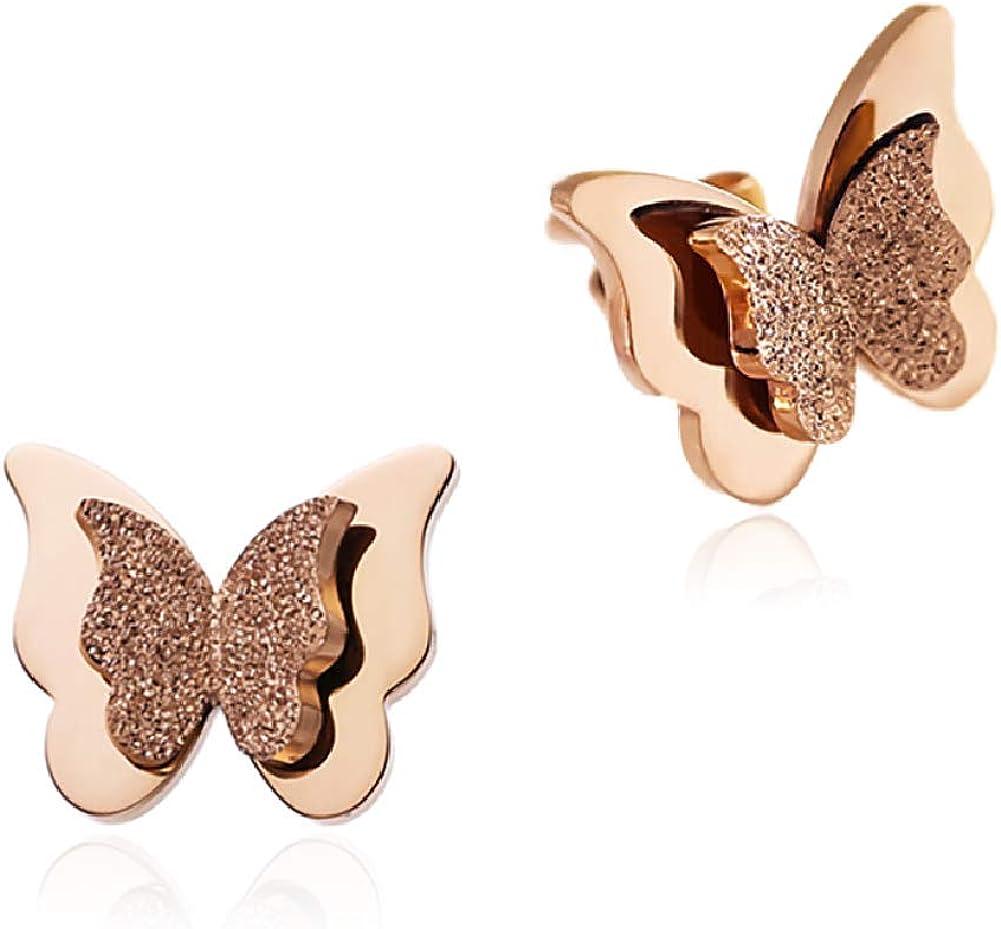 Designer Butterfly Earring