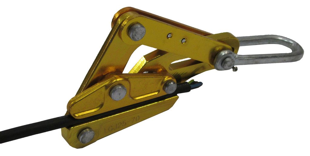 Cable Wire Rope Grip Puller Pulling (10 KN) KX-1L