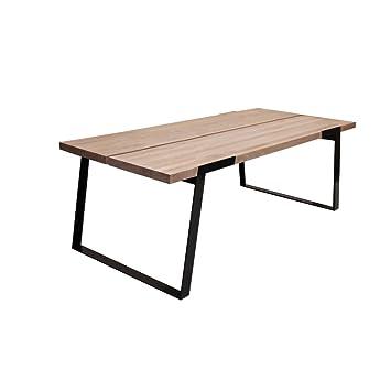 Esstisch Schwarzbraun canett furniture zilas esstisch massiv holz modern designer