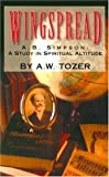 Wingspread, A. W. Tozer, 0875092187