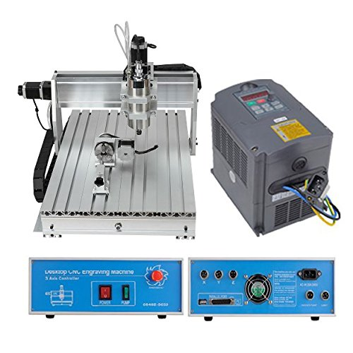ChinaCNCzone 6040 3-axis CNC Router Engraver (800 W)