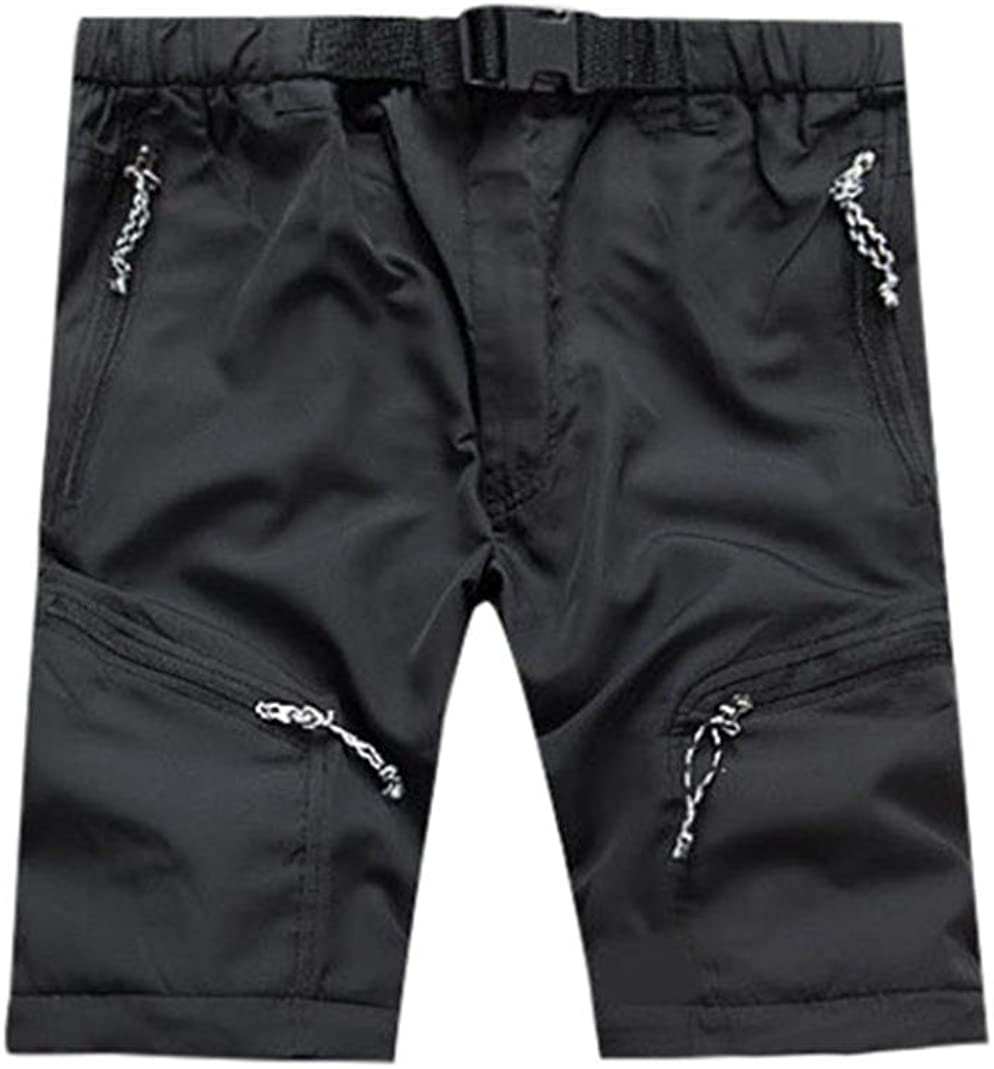 Mens Summer Casual Fashion Thin Fast-Drying Loose Outdoor Sports Short Pants IMJONO Swimming Pants for Men