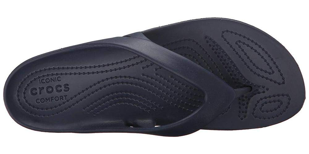 Crocs Womens Kadee Ii Flip Flop, Black, 4 M Us - Choose Szcolor  Ebay-2706