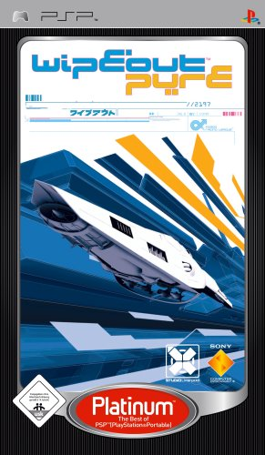 Wipeout Pure [Germany Import]