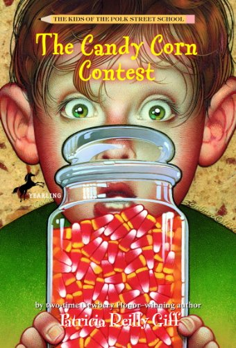 The Candy Corn Contest (The Kids of the Polk Street School Book 3)