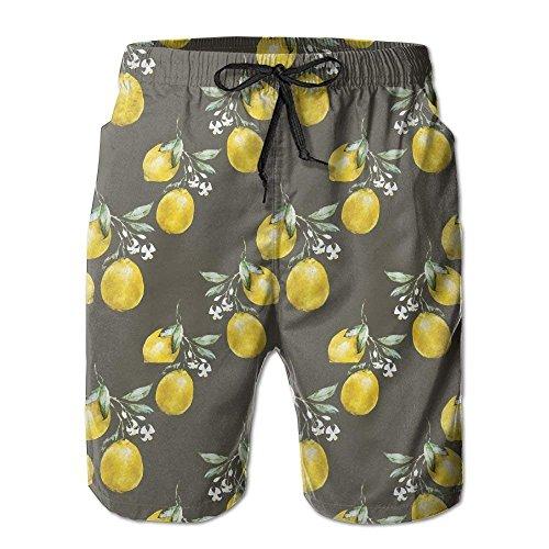 Para Bañador Hat New 1 Hombre Lemon YEgpq