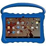 Kids UK 7 Quad Core Tablet PC (1GB RAM, 8GB HDD, IPS display, Google Android 5.2, WIFI, USB, Bluetooth) (Blue)