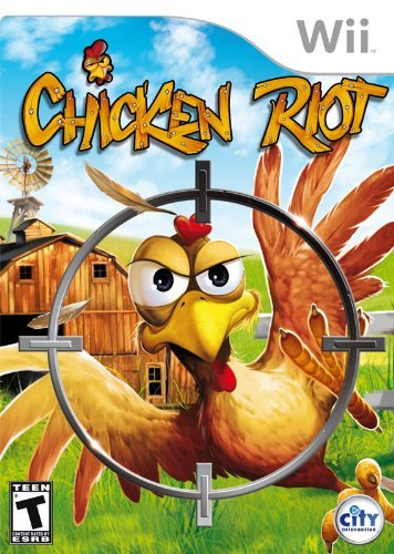 Chicken Riot - Nintendo Wii by City Interactive