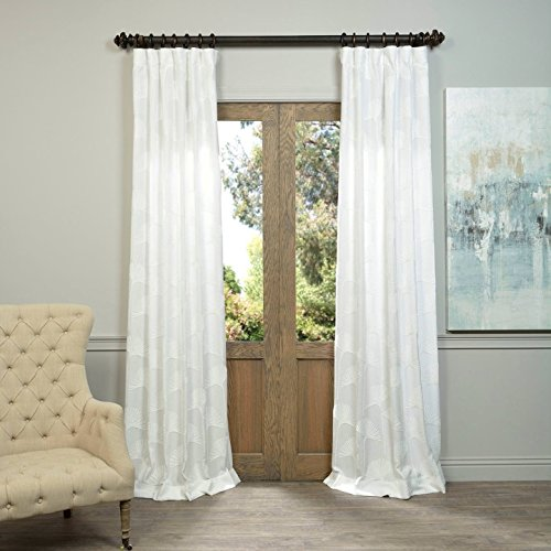 Sheer Kitchen Curtains Amazon Com: Sheer White Curtains Embroidered: Amazon.com