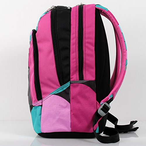 dac047db56 Zaino scuola advanced SEVEN – LOUD – Rosa Viola 28 LT AURICOLARI ...